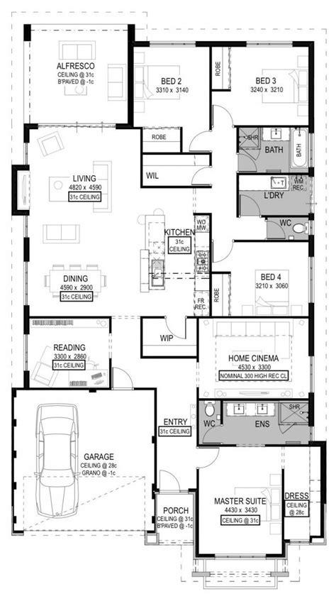 The Pescara Home Design | Commodore Homes in 2019 | House design, Bedroom house plans, House plans
