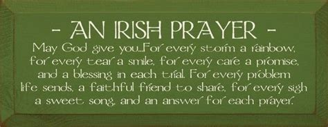 may god give you strength and comfort an irish prayer a smile strength and sweet