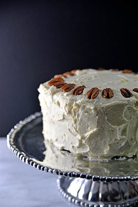 hummingbird cake recipe add  pinch