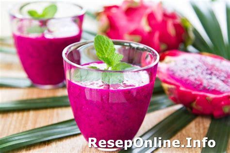 resep cara membuat tumis kulit buah naga wortel metro resep minuman jus buah naga yang segar praktis untuk