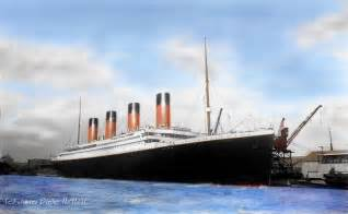 Olympic Premium Paint Titanic In Color By Janston On Deviantart
