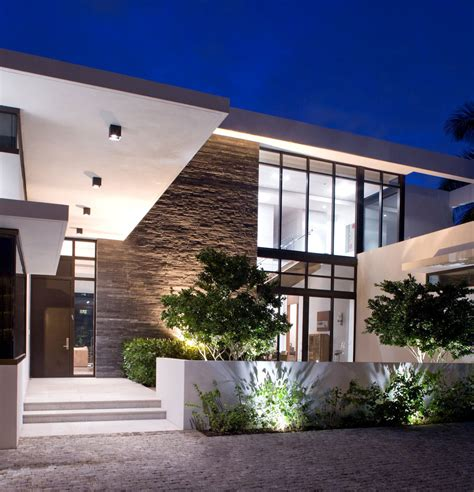 florida modern homes elegant modern home in golden beach florida