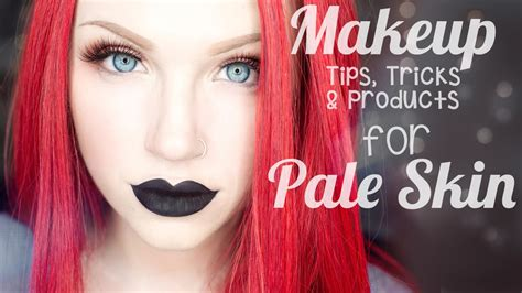 makeover tips top 25 makeup tips tricks products for pale skin youtube