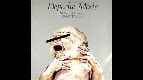 depeche mode shout depeche mode new life shout 1981 full vinyl youtube
