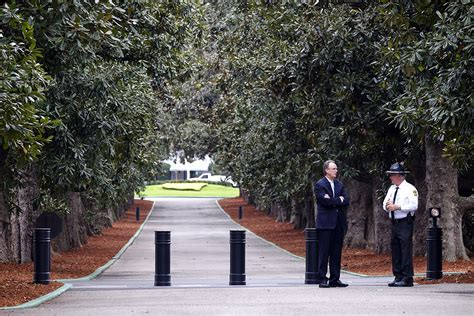 augusta national beefs up security on magnolia masters