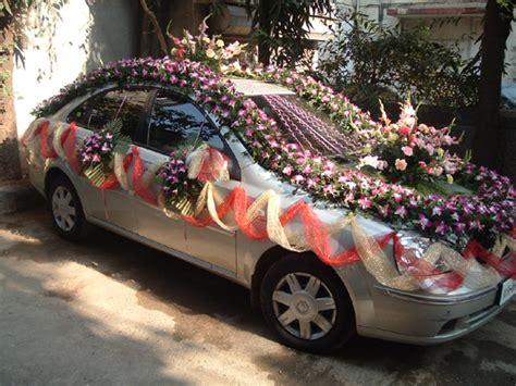 Wedding Car Ideas by Wedding Car Decoration Ideas 2017 Ototrends Net