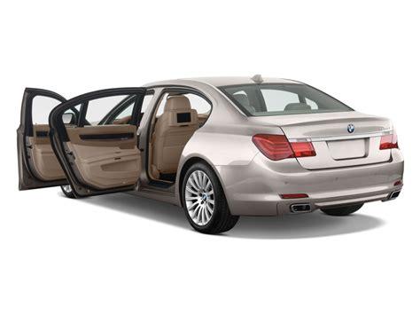 image 2009 bmw 7 series 4 door sedan 750li open doors