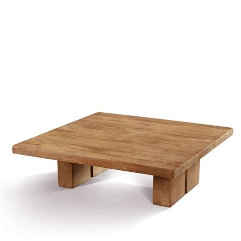 teak coffee table tamara coffee table raft furniture