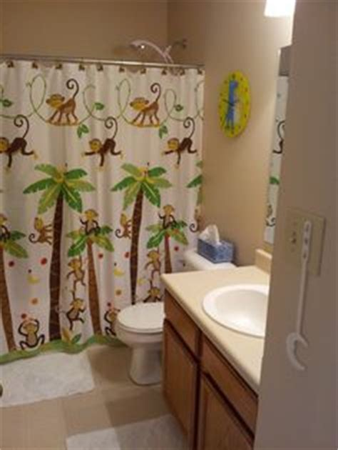 Monkey Bathroom Ideas Bathroom Ideas On Pinterest Monkey Bathroom Kid Bathrooms And Monkey