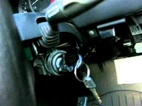commodore vx2 ignition key barrel repair 5