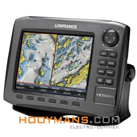 plotter scheepvaart navigatiesystemen fishfinder kaartplotter