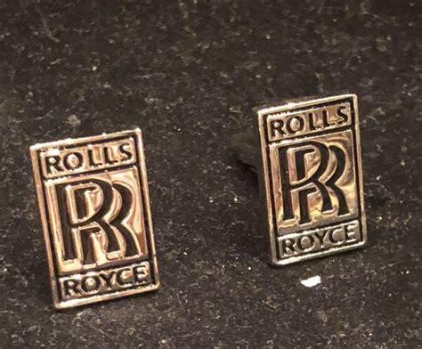 Rolls Royce Cufflinks by Cufflinks Rolls Royce 2000 Catawiki