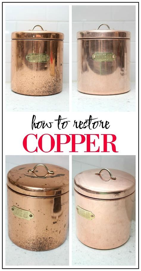 how to clean a copper best 25 cleaning copper ideas on pinterest how to clean