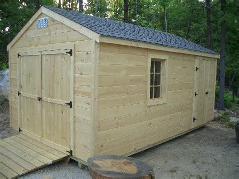 crav     gambrel shed plans  trailer