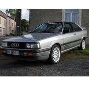 1988 Audi COUPE QUATTRO GT