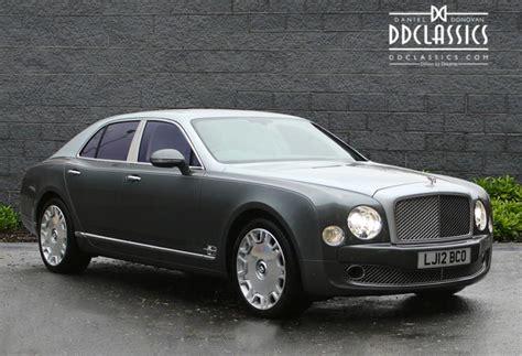 2012 bentley mulsanne for sale opulent cars