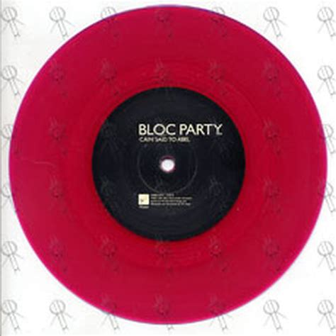 i still remember bloc party bloc party i still remember 7 inch vinyl rare records