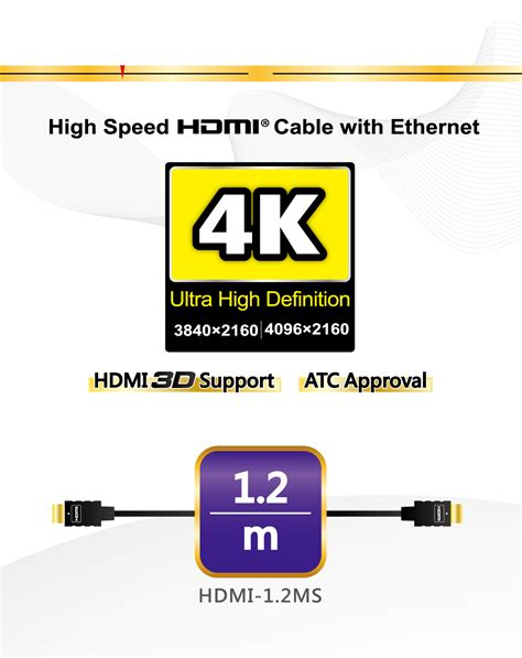 Kabel Hdmi Px Hdmi Cable Hd 2ms 2m by Metrodata Smartphone Gadget Laptop Aksesoris