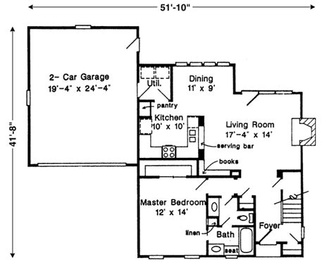 cape cod home plan 19210gt 1st floor master suite