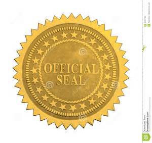 official star seal stock photo image of blank