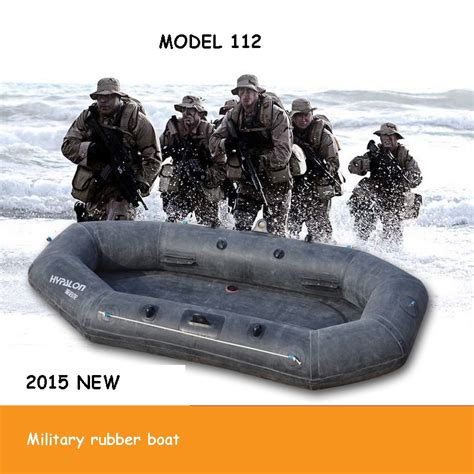 military rubber boat aliexpress buy military rubber inflatable boat kayak