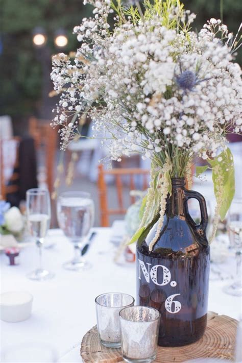 25  best ideas about Beer centerpieces on Pinterest   Wine