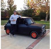 Rickie Fowler's '66 Mini Cooper  Celebrity Cars Blog