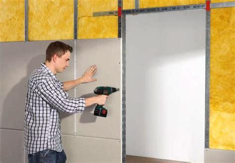 Oberlicht In Wand Einbauen by Materialrechner Wandaufbau Obi