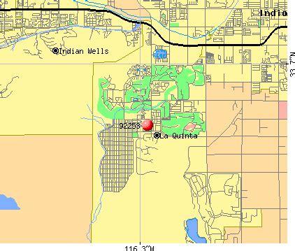 map of la quinta california 92253 zip code la quinta california profile homes