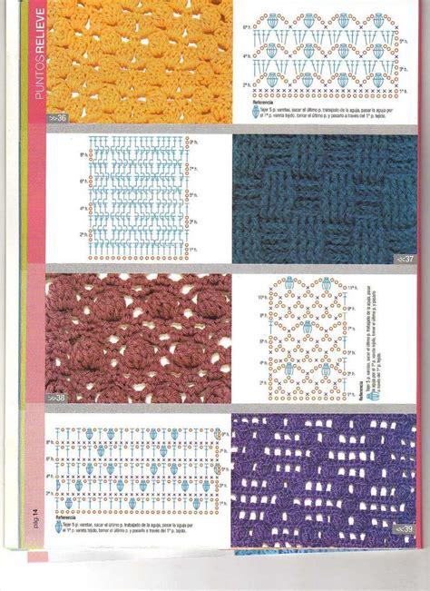 crochet tutorial dompet rajut motif bunga tulip fl 1296 best puntos en crochet images on pinterest crochet