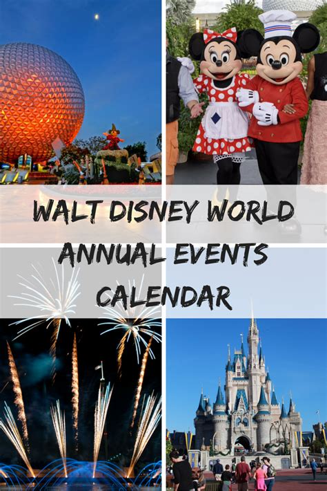 Disney World Calendar Walt Disney World Calendar Calendar Template 2016