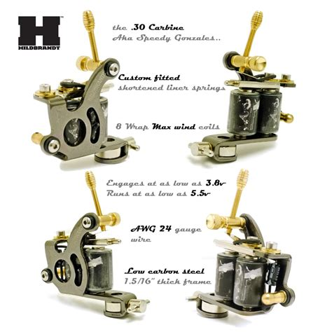 hildbrandt tattoo liner hildbrandt tattoo supply 30 carbine tattoo machine gun liner