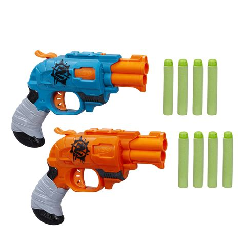 Nerf Strike Doublestrike nerf strike doublestrike blaster 2 pack shop your