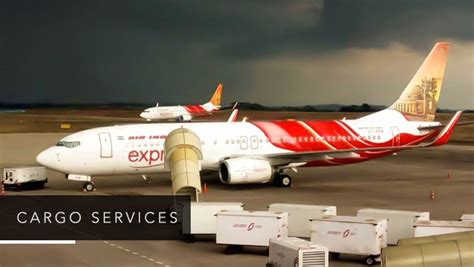 air india express cargo services air freight services