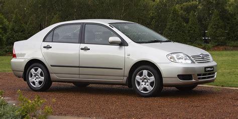 Toyota Recall 2005 Corolla 2003 2005 Toyota Corolla Recalled For Airbag Fix Photos