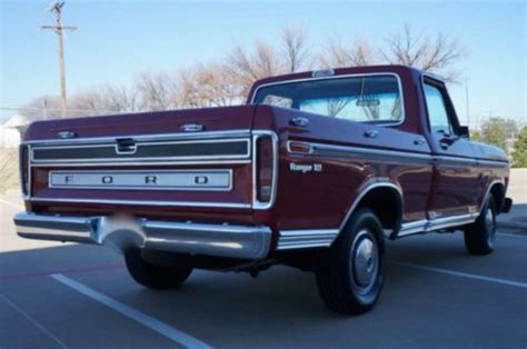 purchase   ford    ranger xlt short bed