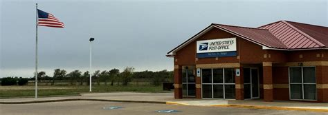 Vista Post Office by Our Town Vista Tx