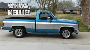 1984 Chevy Truck Wheels Whoa Nellie 1984 Chevy C10 Silverado Lmc Truck