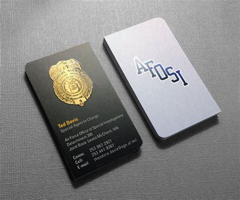 enforcement business card templates free business cards 4 card design ideas