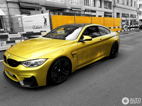 bmw m4 gold bmw m4 gold www pixshark images galleries with a bite