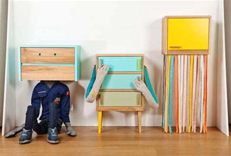 Quirky Character Furniture : Stuart Melrose