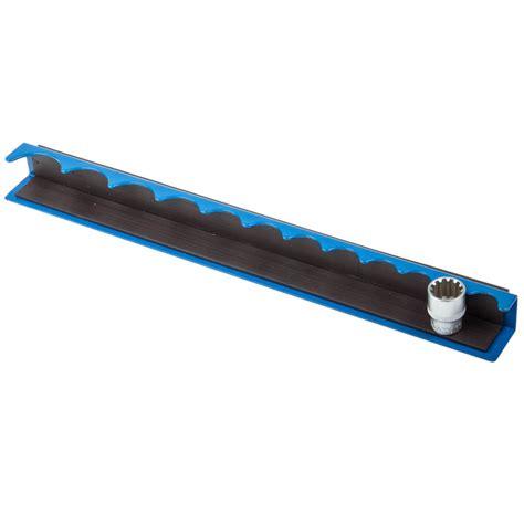 magnetic socket rail holder wt 1438 magnetic socket holder storage rail 3 8 quot