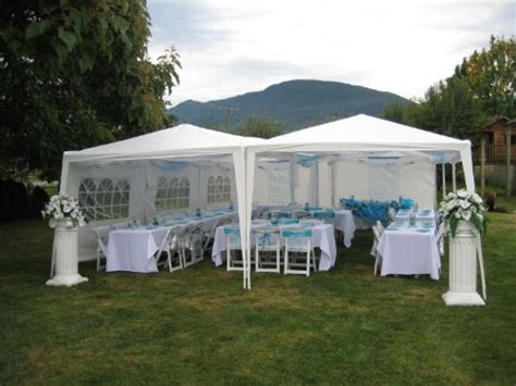 Outdoor Canopy Decorating Ideas by White Tent Of Wedding Decoration Gazebo For Wedding