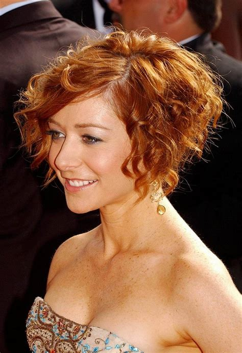 hairstyles for short wavy hair videos 21 stylish haircuts for curly hair godfather style
