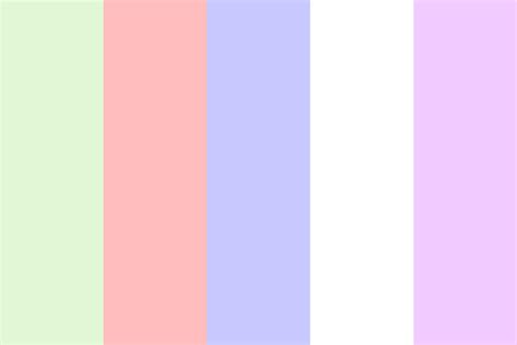 pastel colours pastel color palette