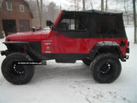 lifted jeep tj lifted jeep wrangler tj images