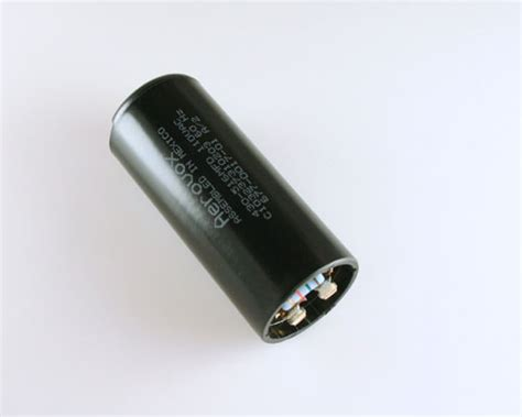 motor start capacitor bleed resistor 2x 430uf 110vac motor start capacitor 110v ac 430mfd 110 volts 430 516uf 516mfd ebay