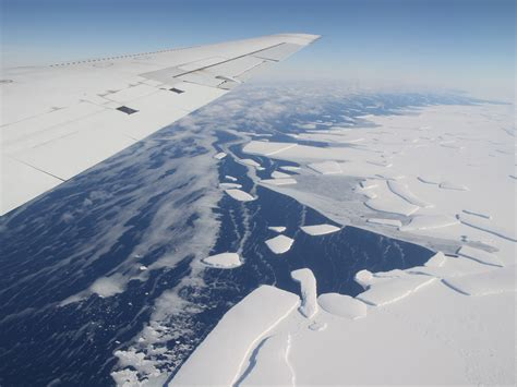 geogarage warm causing most antarctic shelf