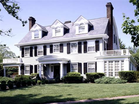 what is a colonial style house craftsman style homes colonial style house french