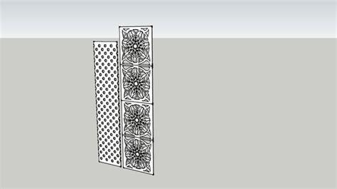 islamic pattern skp islamic pattern 3d warehouse sketchup model